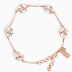 $128 Kate Spade Lady Marmalade Crystal Bracelet